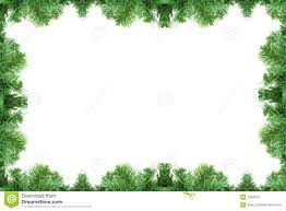 pine tree border for for