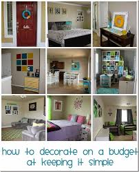 Design My Home On A Budget Keeping It Simple How To Decorate On A Budget Home Tour Of My