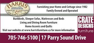 Harris Furniture  Antiques Parry Sound ON  Parry Sound Dr - Harris furniture