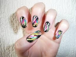 my spot 90 u0027s look nail art