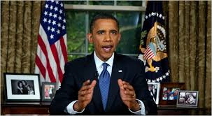 obama at desk obama gulf oil spill speech takes a wrong turn greg hunter s