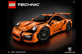 koenigsegg lego see why the porsche 911 gt3 rs lego technic kit is for ages 16