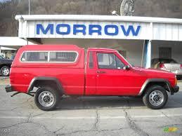 jeep comanche 1987 colorado red jeep comanche regular cab 23080750 photo 21