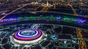 russia world cup cities map russia 2018 world cup stadium venues 12 grounds across 11 cities