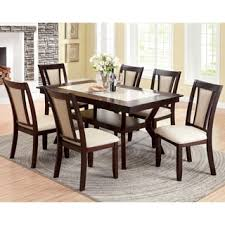 Dark Dining Room Table Furniture Of America Dining Room Sets Shop The Best Deals For