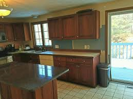 brown kitchen cabinets with backsplash what to do with brown kitchen cabinets self styled