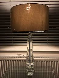 new hotel belgravia column table lamp without shade in