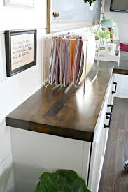 everything you need to know about butcher block counters from they are easy to clean and look great