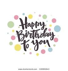 happy birthday text stock images royalty free images vectors