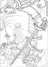 musketeers coloring picture