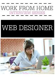 work from home web designer frugal fanatic