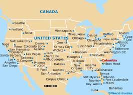 map of columbia south carolina columbia maps and orientation columbia south carolina sc usa
