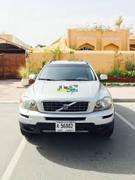 volvo v6 volvo xc90 2009 v6 3 2 cars dubai classified ads job