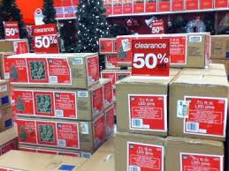 clearance at target some christmas items 30 off