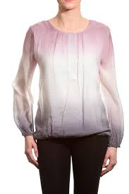 ombre blouse lebek ombre blouse from canada by collection more