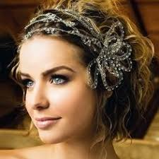 Hochsteckfrisurenen Hochzeit Mit Perlen by Braut Haarschmuck Perlen Strass Haarband Hochzeit Products And