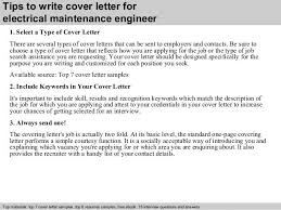 cover letter for job application electrical engineer templates
