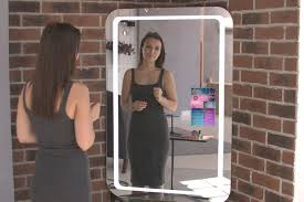Bathroom Mirror Selfies by Two Smart Mirrors That Will Transform Your Bathroom