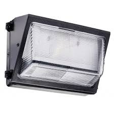 best led wall pack 110v 60w fixture light floodlight 7000lm wash