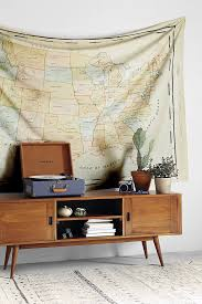 Map Tapestry 78 Best Images About Inspiración Mapas On Pinterest Wall Schools