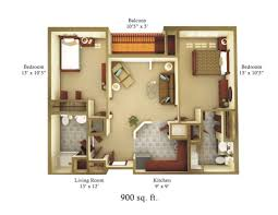 home design plans for 900 sq ft 900 square foot house plans property magicbricks com