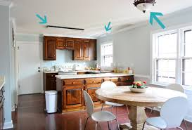 Replace Fluorescent Light Fixture In Kitchen Three New Kitchen Lights House