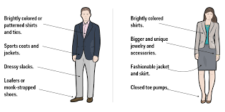 here u0027s what the u0027smart casual u0027 dress code really means business
