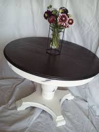 Best  Old Kitchen Tables Ideas On Pinterest Old Door Tables - Round pedestal dining table in antique white