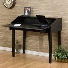 Compact Secretary Desk by Modern Black Secretary Desk Thediapercake Home Trend