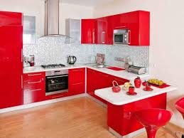 Red Kitchen Lights by Red Kitchens With White Cabinets Square Recessed Bar Lighting Pull