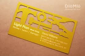 interior designer business cards peaceful design unique interior