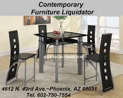 bar pubs sets modern furniture phoenix furniture discount