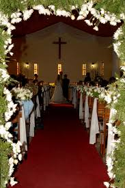 church wedding decoration ideas wedding ideas weddings for decorations church pew