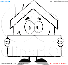 Home Clipart Brick House Clipart Black And White Clipart Panda Free Clipart