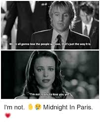 From Paris With Love Meme - were all gonna lose the people we love that s just the way it is i