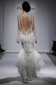 key back wedding dress from catwalk to aisle 10 key wedding dress trends for 2015 weddbook