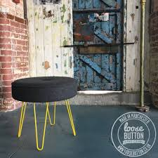 custom made tall round stool u2014 custom made furniture manchester