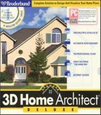 3dha home design deluxe update 3d home architect deluxe 3 0 by tso cd rom ebay