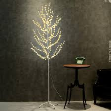 cherry blossom home decor 7ft led cherry blossom lighted tree floor lamp christmas holiday