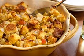 thanksgiving stuffing for two cornbread and apple stuffing recipe chowhound