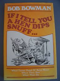 Angebote F K Hen If I Tell You A Hen Dips Snuff Bob Bowman Amazon Com Books