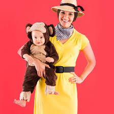 curious george nursery decor 6 extremely easy and adorable costumes for mom and baby curious