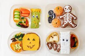 boo tiful healthy halloween inspired bento boxes