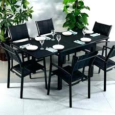 Glass Top Patio Dining Table Glass Top Garden Table U2013 Swebdesign