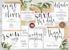 wedding invitation set 12 bold and modern wedding invitation designs intimate weddings