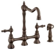 rubbed bronze kitchen sink faucet kitchen faucets bronze kitchen designs