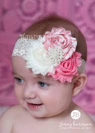 baby headbandnewborn headband baby trio headbandshabby baby