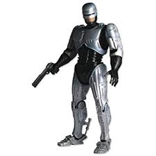 Robocop Halloween Costume Amazon Square Enix Play Arts Kai 1987 Robocop Action Figure