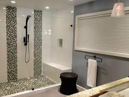 bathroom ideas diy innovative replace bath with walk in shower the 10 best diy