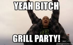 Magnets Bitch Meme - yeah bitch grill party jesse pinkman magnets meme generator